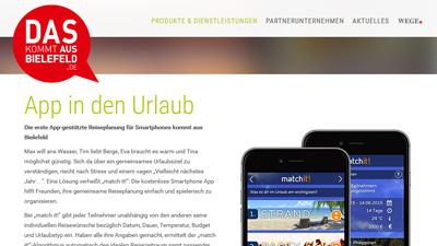 Das Kommt Aus Bielefeld Artikel match it