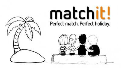 Menschen Bank match it